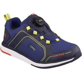 Viking Footwear Seim Boa GTX Sko Børn, navy/dark blue